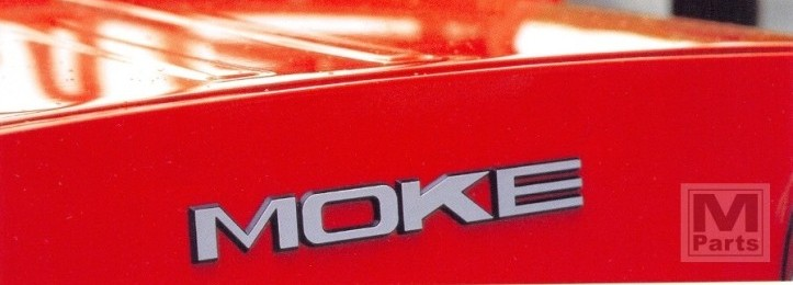 Moke Badge